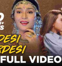 Pardesi Pardesi Jana Nahi Lyrics – Raja Hindustani