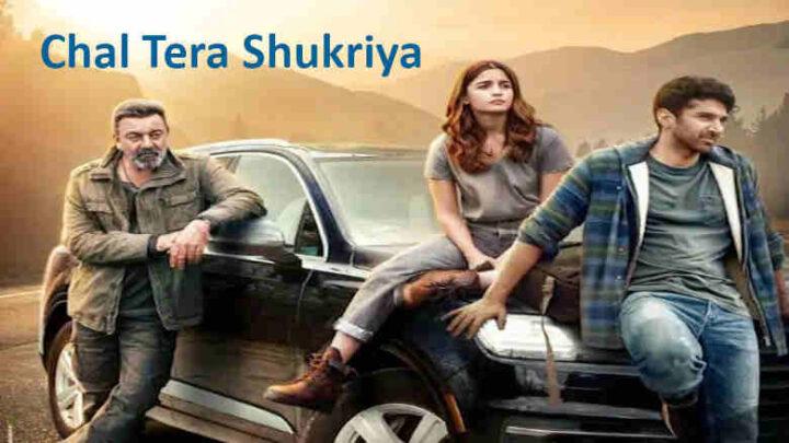Chal Tera Shukriya Lyrics - Sadak 2