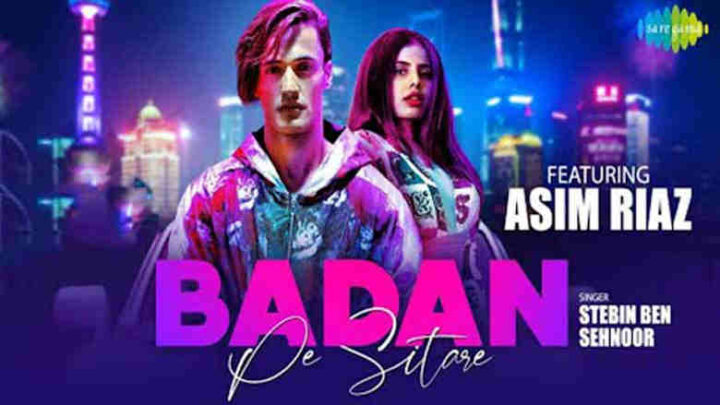 Badan Pe Sitare Lyrics - Stebin Ben and Sehnoor