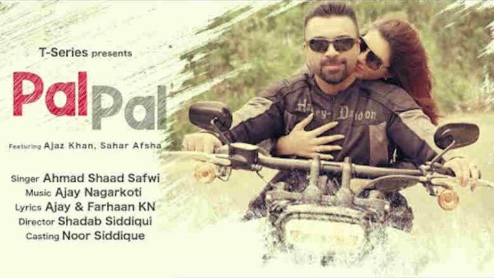 Pal Pal Lyrics - Ahmad Shaad Safwi