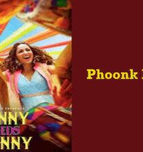 Phoonk Phoonk Lyrics - Ginny Weds Sunny