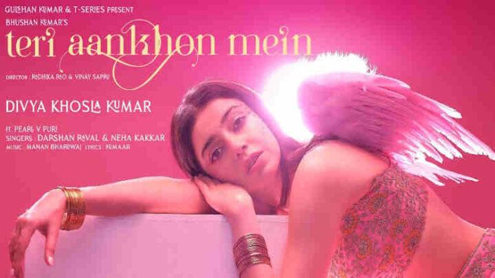 Teri Aankhon Mein Lyrics - Darshan Raval and Neha Kakkar