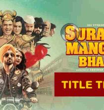 Suraj Pe Mangal Bhari Lyrics Title Track